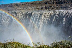 Wodospad Dettifoss, Północna Islandia