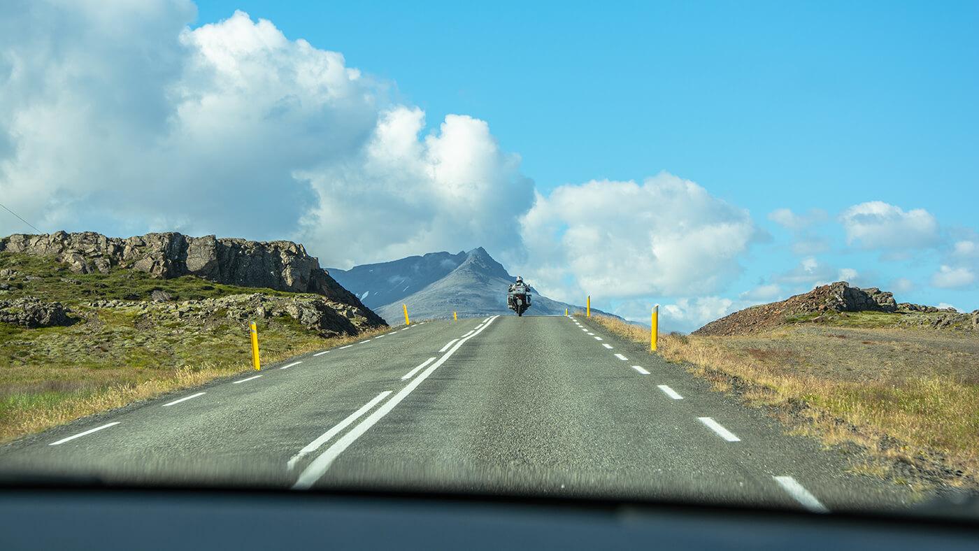 Fiordy wschodnie, Wschodnia Islandia