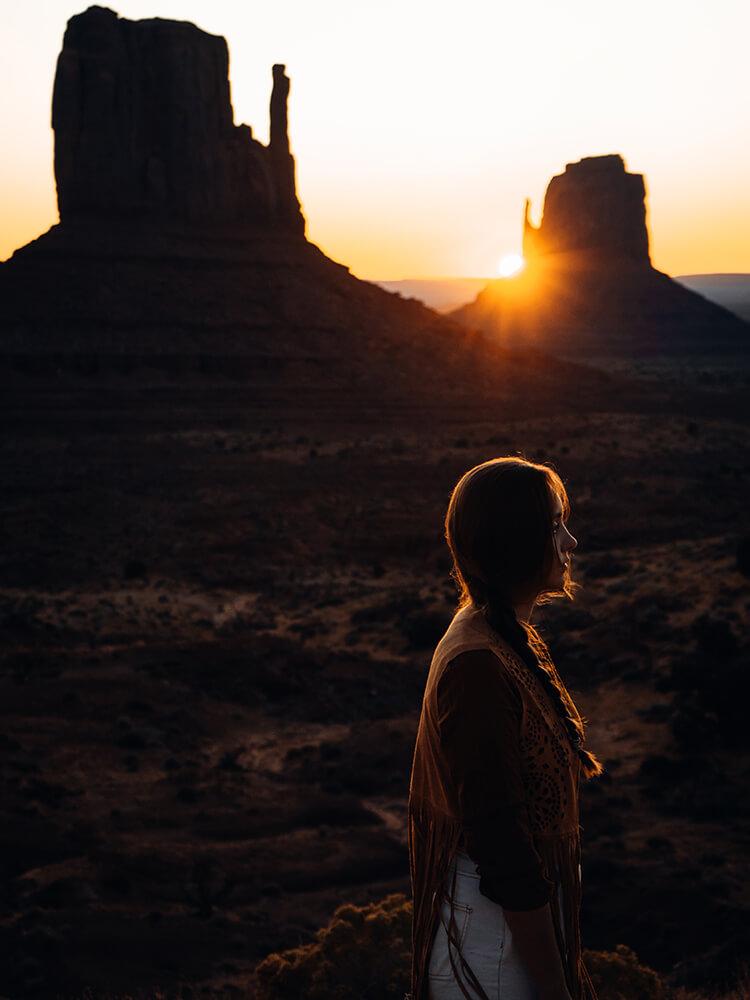 Magic Monument Valley
