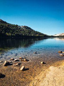 Jezioro Tenaya, Yosemite