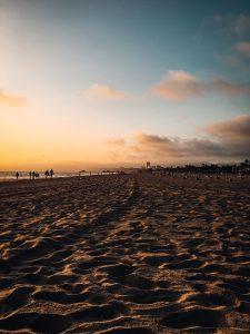 Plaża Santa Monica