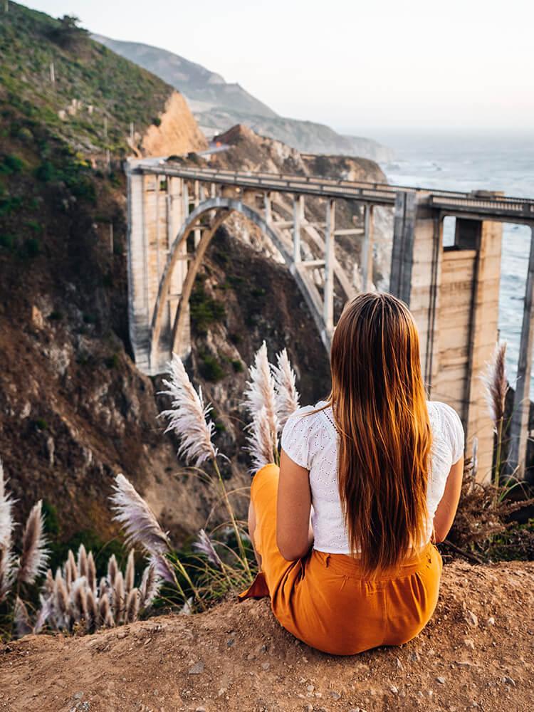 Bixby Creek Bridge, Kalifornijska 1