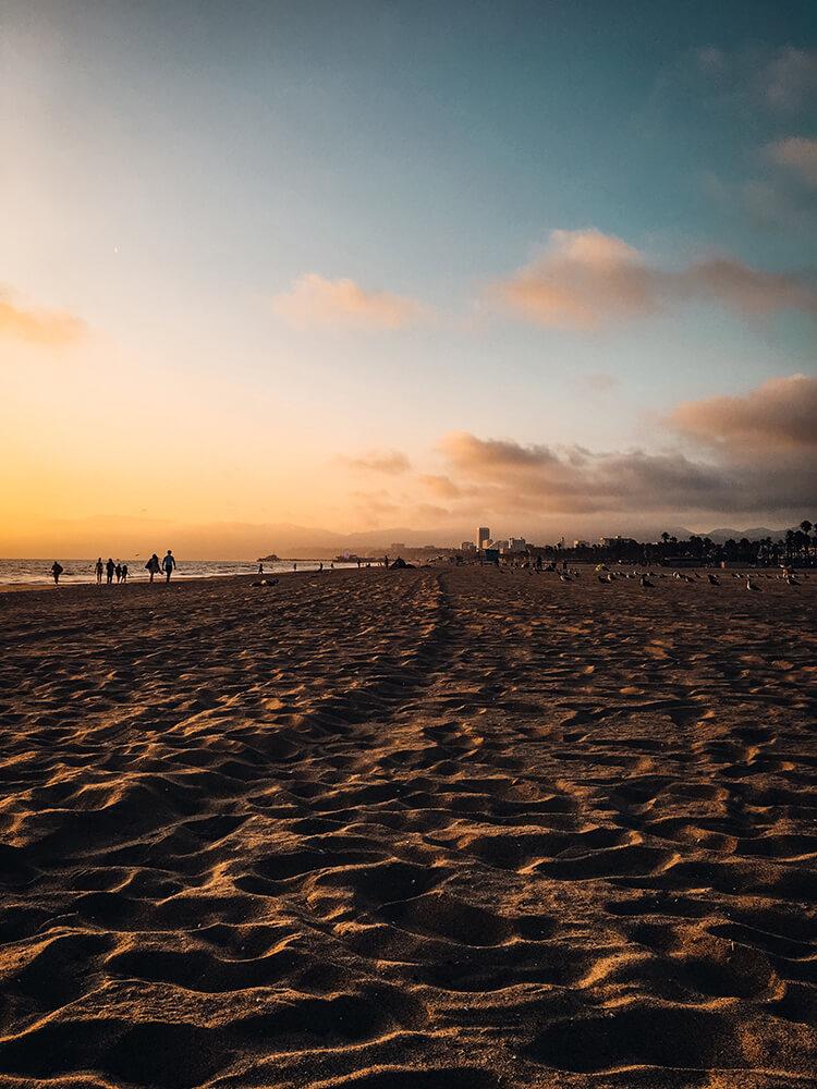 Plaża Venice, Los Angeles