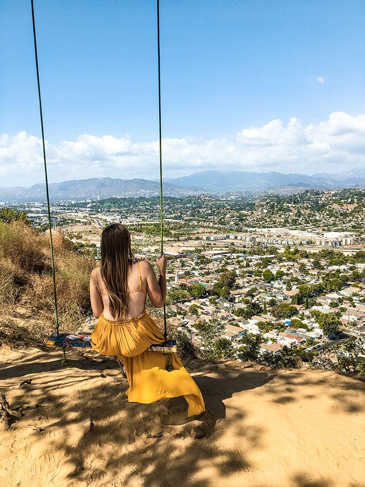 Secret Swing, Los Angeles