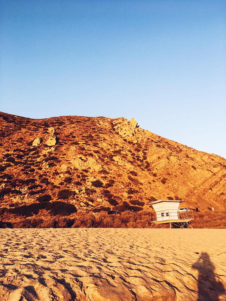 Point Mugu Beach