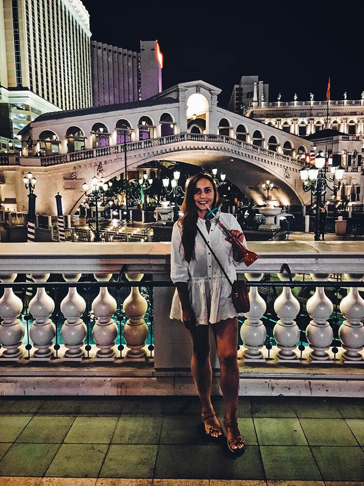 Las Vegas - road trip