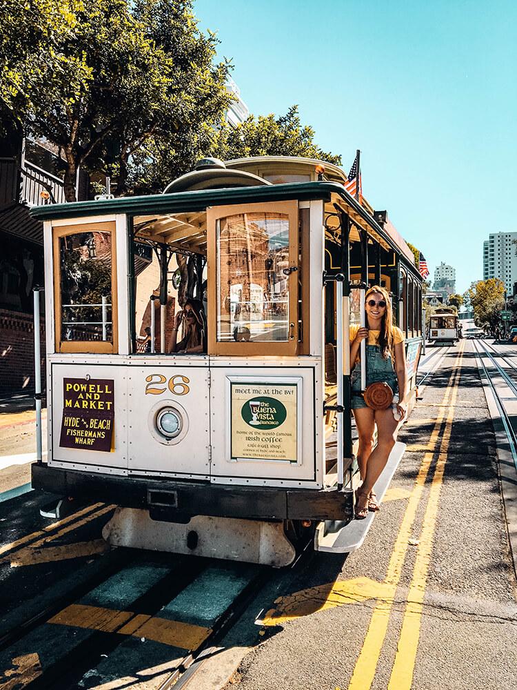 San Francisco - road trip