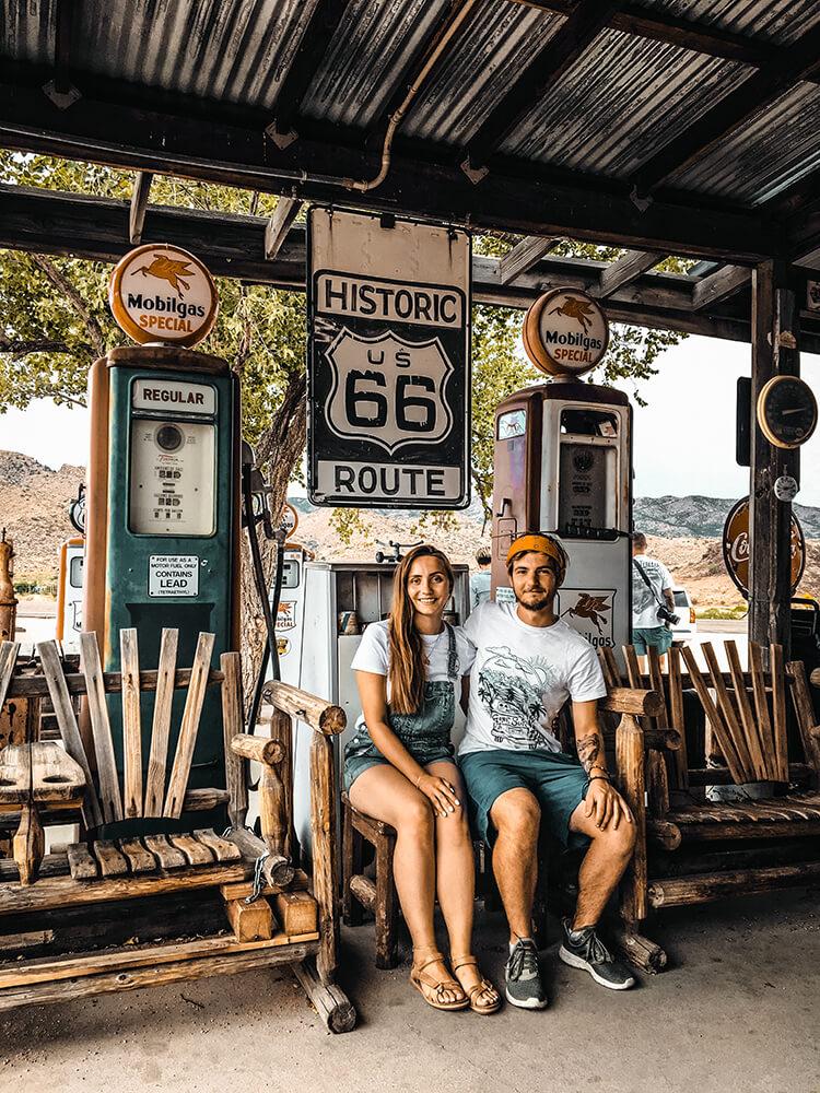 Route 66 - road trip