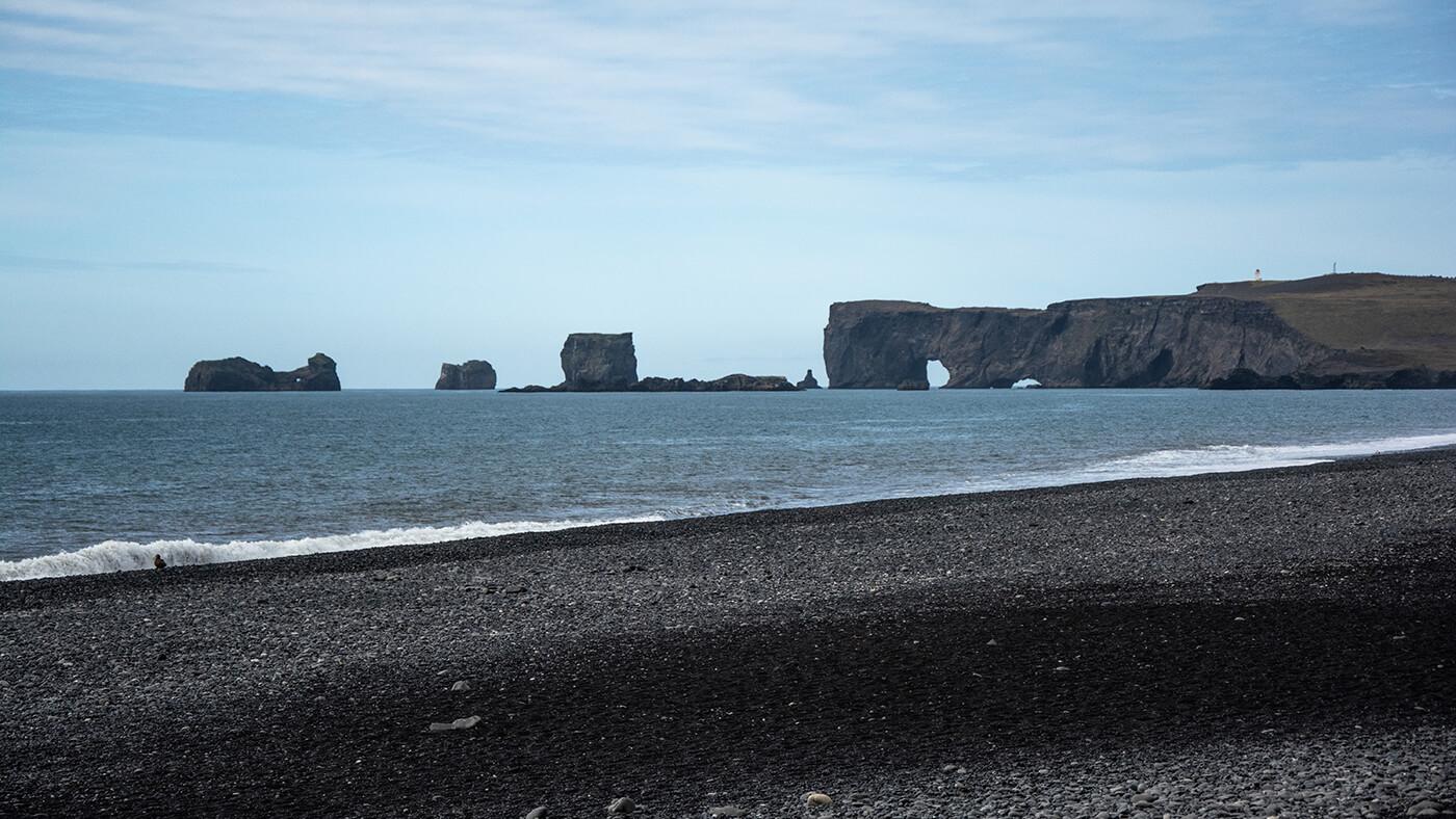 Reynisfjara, Południowa Islandia