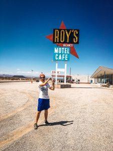 Kawiarnia i motel Rey's