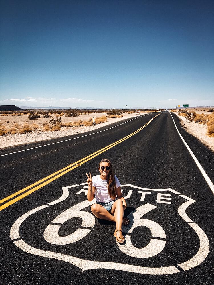 Znak Route 66
