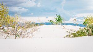 Białe piaski