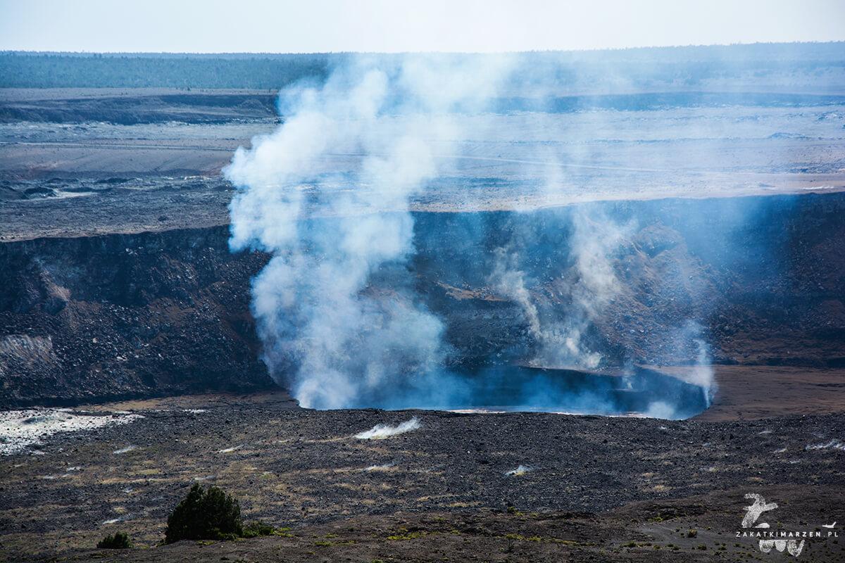 Krater Halemaumau - Big Island