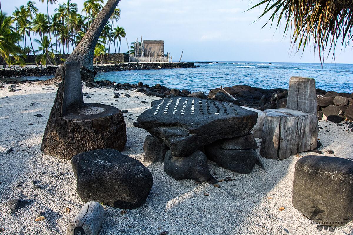 Park Pu`uhonua O Hōnaunau - Big Island