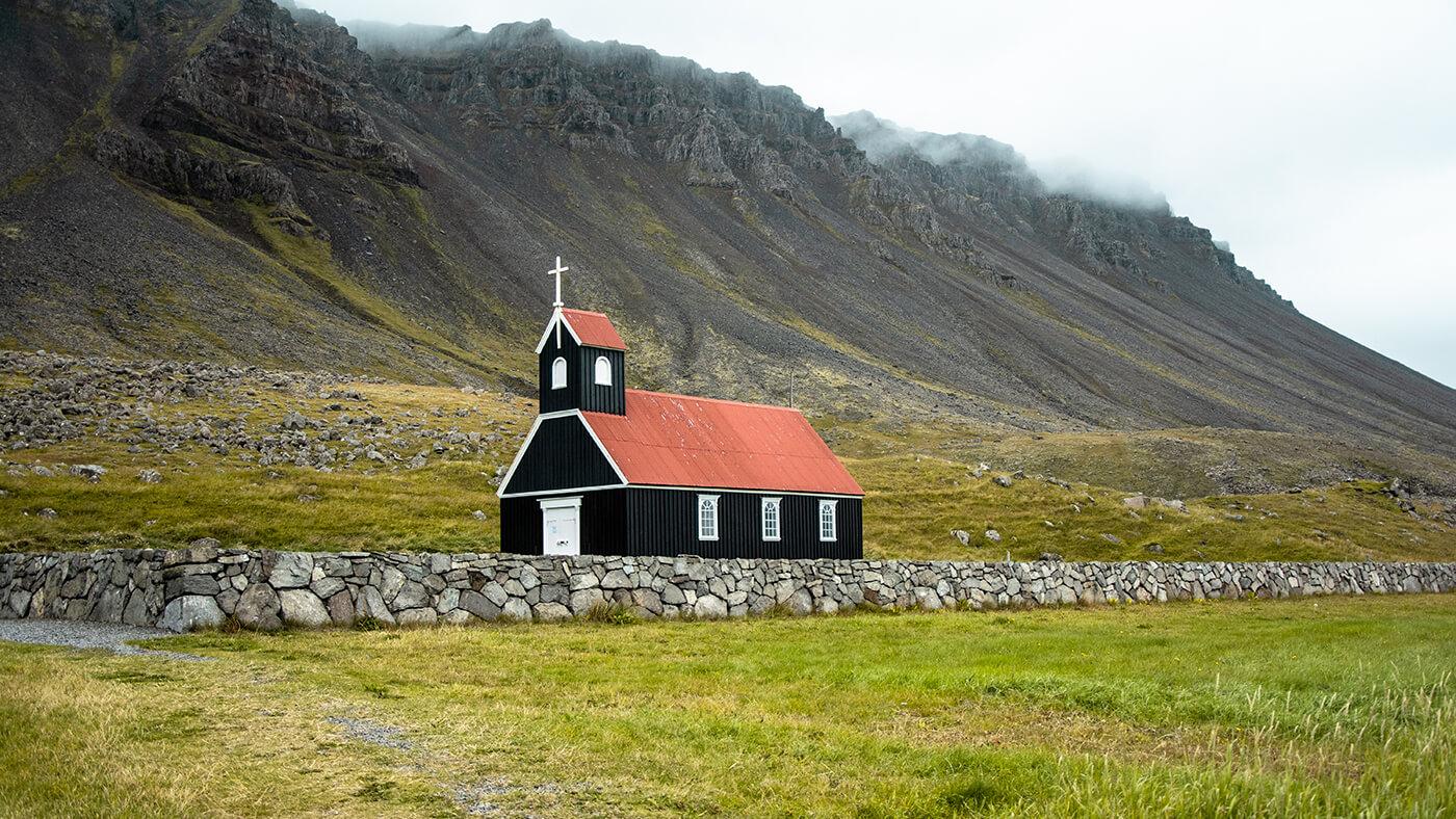 Kościółek, Fiordy Zachodnie