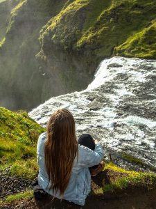 Skógafoss, Południowa Islandia