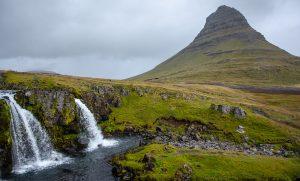 Góra Kirkjufell, Zachodnia Islandia