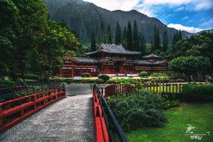 Dolina Świątyń - O'ahu